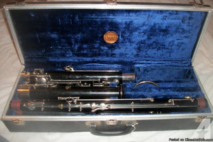 Linton 5K Bassoon for sale