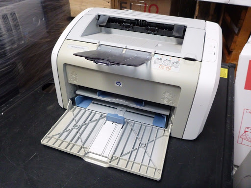 HP LaserJet 1020 Small Footprint Laser Printer - FREE USA