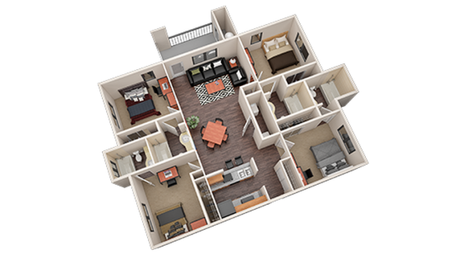 Cheap UEA Housing with Great Access to UT