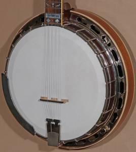 1929 Gibson Mastertone Conversion Banjo w/ Kalamazoo 5-Str Neck (Greg Boyd's