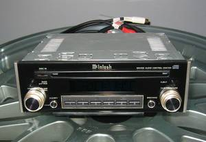 McIntosh MX406 AM/FM/CD Player (Elizabethtown KY)