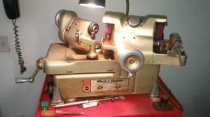 Black and Decker valve and seat grinder (Valae)