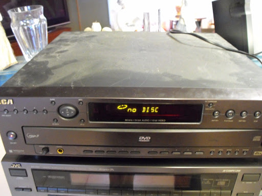 RCA, DVD player, Model RC5910P-D