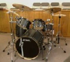 Tama Superstar Hyper-Drive 5-piece Drum Set (Cookeville)