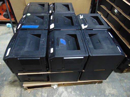 Lot of 17 Dell B2360DN Network Duplex 40PPM Laser Printer