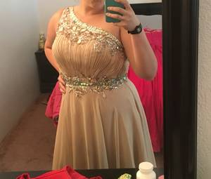 prom or pageant dress need gone by 1/5 (El Paso)