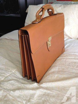 $250 Cole Haan Briefcase Italian Leather (Eastside)