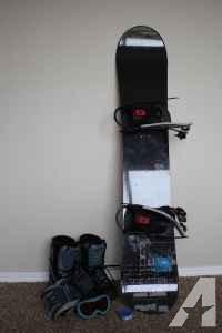 Snowboarding Gear - $150 (Lehi)