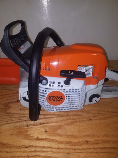 Stihl chain saw ms 391 ( new never used)