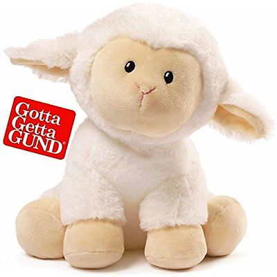 Gund Dilly Stuffed Animals Teddy Bears Dally Lamb Stuffed