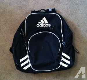Adidas Large Soccer Backpack - $8 (Logan, UT)