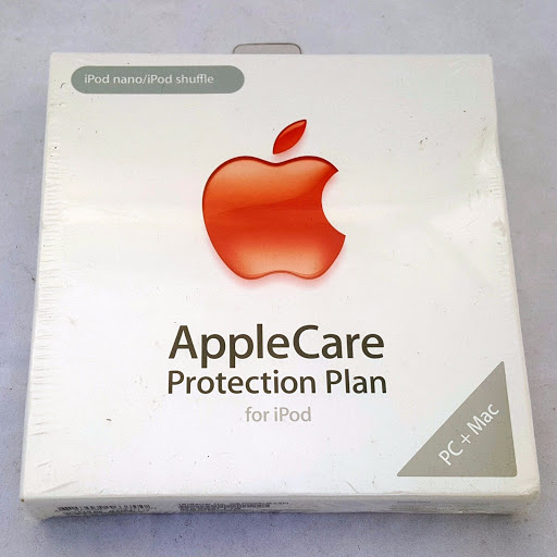 Apple AppleCare Protection Plan For iPOD Nano iPOD Shuffle