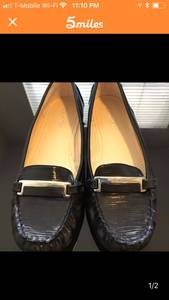 Kelvin Klein flat shoes 6.5 (West)