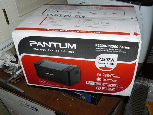 New Pantum Monochrome Laser Printer Premium Laserjet USB