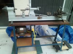 Vintage Delta Double Duty Lathe Model 930