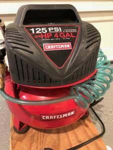 Air Compressor Craftsman (Glendale)