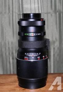 Vivitar Telephoto Lens - $75 (camera accessories)