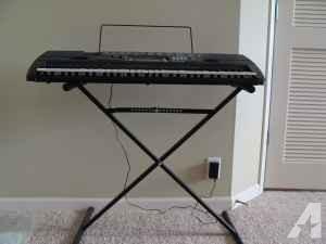 Keyboard Casio CTK-720 w/ Stand - $50 (West Omaha)