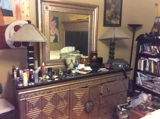 VERSACE DESIGN dresser credenza vanity