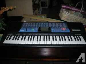 Casio 100 Song Bank Keyboard used - $50 (Daphne, AL)