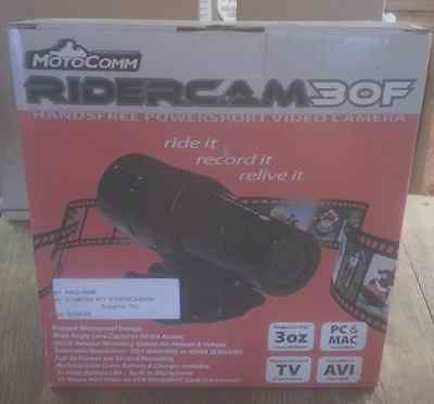 MotoComm RiderCam 30F Digital Video Camera - # 4402-0098 -