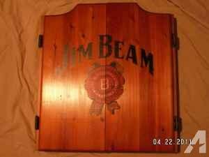 Jim Beam Dart Board - $100 (Troy, AL)