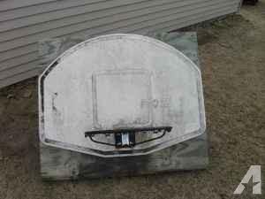 Basketball backboard - $20 (Wadena )