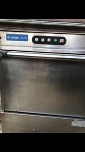 Restaurant dishwasher (Lavansville)
