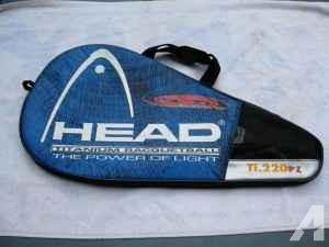 Head Titanium Racquetball Racquet - $40 (Richfield, OH)