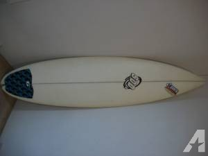 SURF BOARD 6'2' SOD Fast and Fun - $200 (surf city)
