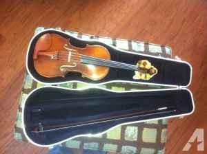 Andreas Eastman Viola 14