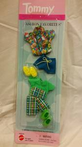 1999 Tommy Doll Fashion Favorites 2 Outfits Set NEW Barbie (North Tacoma)