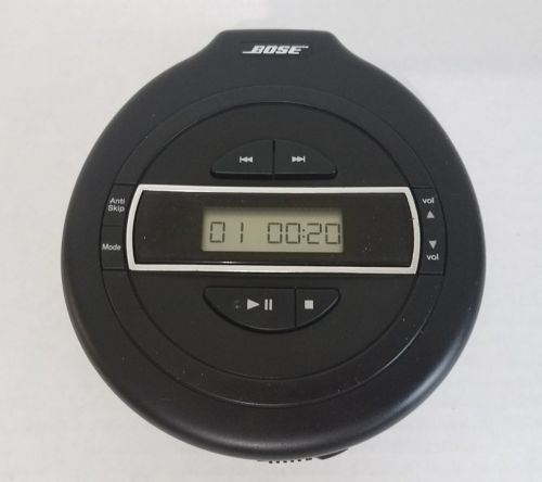 Bose PM-1 Portable Compact Disc CD Player Anti-Skip - Tested