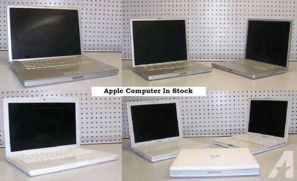 Imac MacBook Powerbook ON SALE at Sac City Computer Hub