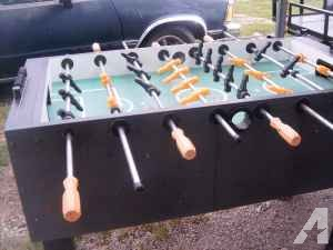 Foosball Table - $100 (Neoga)