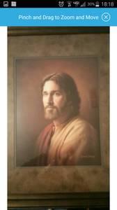 Divine Redeemer Framed (Ogden)