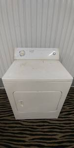 WHIRLPOOL ELECTRIC DRYER NOW ONLY (Decatur)