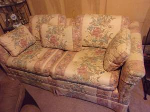 Couch and Love Seat (Cataula)