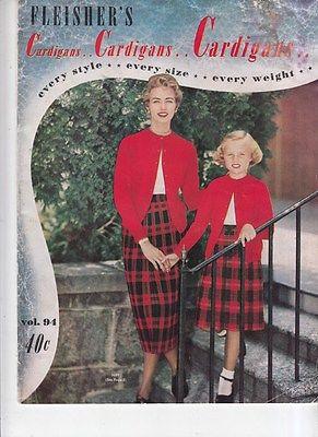 Vintage 1954 Fleisher's