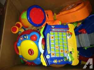 Boys clothes, shoes, educational toys - $1 (East Milton)
