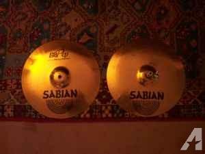 Sabian HI Hats 14
