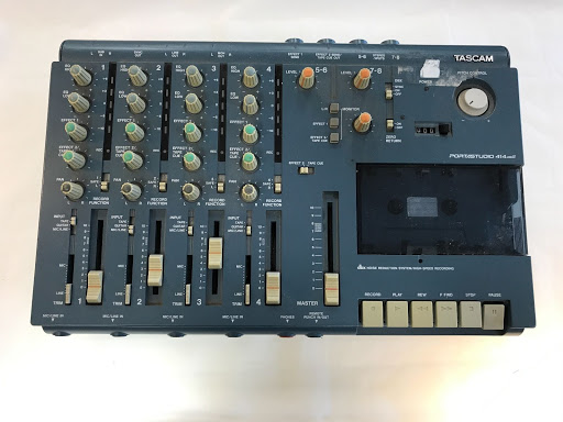 Tascam Portastudio 414 mkII 4 Track Cassette Recorder for