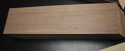 12 WALNUT THIN BOARDS LUMBER WOOD CRAFTS SCROLL SAW 1-1/2