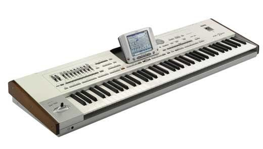 Korg Pa2XPro 76-key Arranger Keyboard