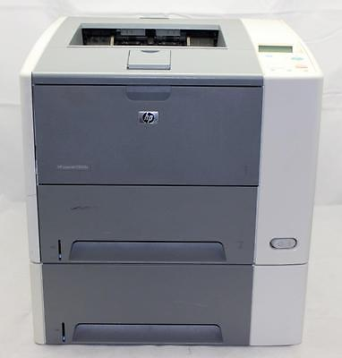 HP LaserJet P3005X Workgroup Laser Printer