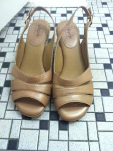 NEW WOMEN'S SHOES SIZE 10 SOFTSPOTS NEAMA DRESS SANDALS (Mt. Vernon)