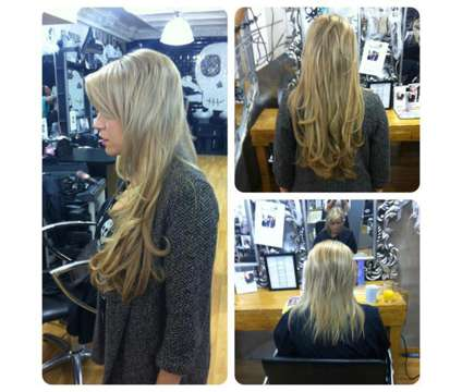 Hair Extensions 100% TANGLE FREE