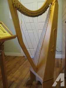 Harp - $1375 (Athens TN)
