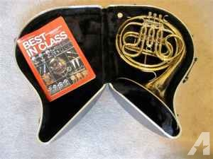 King French Horn In Hard Case - $175 (Heath)