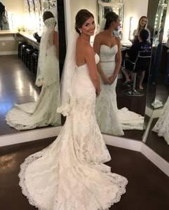 Wedding dress-size 8 (Elkton, FL)